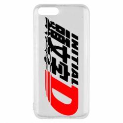 Чохол для Xiaomi Mi6 Initial d fifth stage