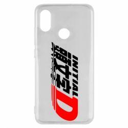 Чохол для Xiaomi Mi8 Initial d fifth stage