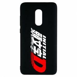 Чохол для Xiaomi Redmi Note 4 Initial d fifth stage