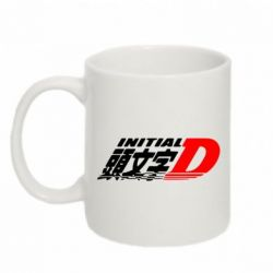 Кружка 320ml Initial d fifth stage - FatLine