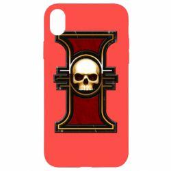 Чохол для iPhone XR інквізиція warhammer