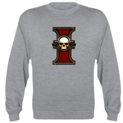 Реглан (свитшот) инквизиция warhammer