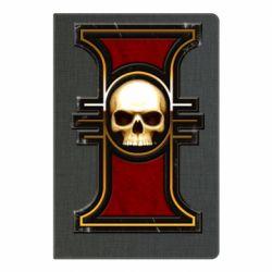 Блокнот А5 інквізиція warhammer