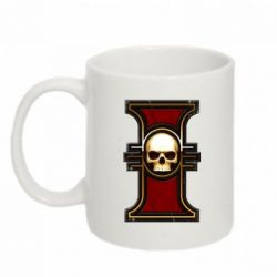 Кружка 320ml инквизиция warhammer - FatLine