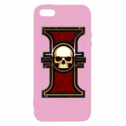 Чохол для iphone 5/5S/SE інквізиція warhammer