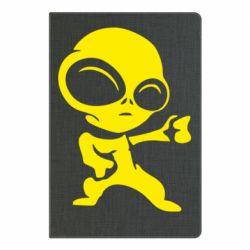 Блокнот А5 Інопланетянин