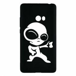 Чехол для Xiaomi Mi Note 2 Инопланетянин - FatLine