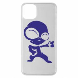 Чохол для iPhone 11 Pro Max Інопланетянин