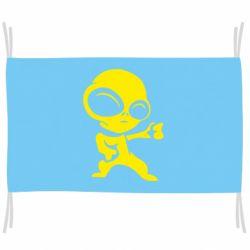 Прапор Інопланетянин
