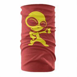 Бандана-труба Інопланетянин