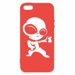 Чохол для iPhone 5 Інопланетянин