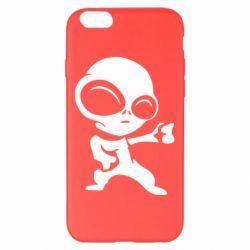 Чохол для iPhone 6 Plus/6S Plus Інопланетянин