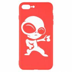 Чохол для iPhone 8 Plus Інопланетянин