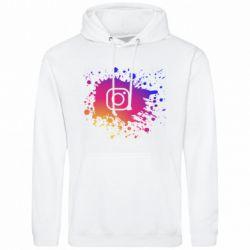 Мужская толстовка Instagram spray