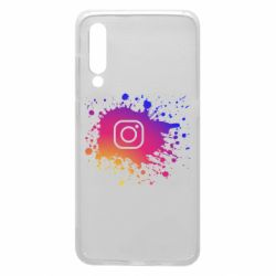 Чехол для Xiaomi Mi9 Instagram spray