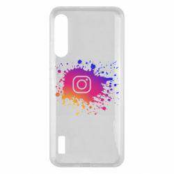 Чохол для Xiaomi Mi A3 Instagram spray