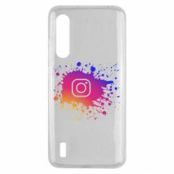 Чехол для Xiaomi Mi9 Lite Instagram spray