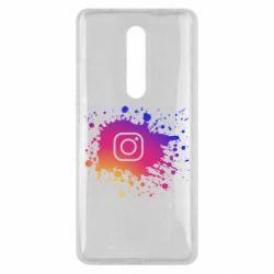 Чехол для Xiaomi Mi9T Instagram spray