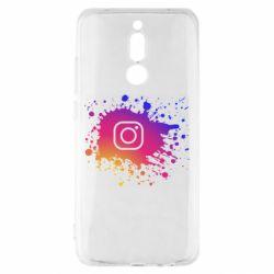 Чехол для Xiaomi Redmi 8 Instagram spray