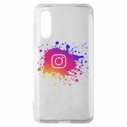 Чехол для Meizu 16s Instagram spray