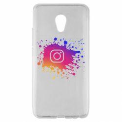 Чехол для Meizu MX6 Instagram spray
