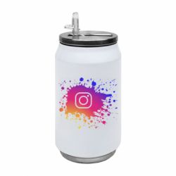 Термобанка 350ml Instagram spray