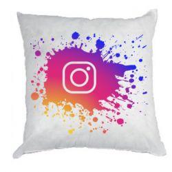 Подушка Instagram spray
