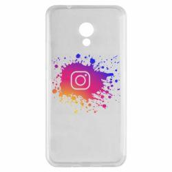 Чехол для Meizu M5s Instagram spray