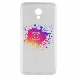 Чехол для Meizu M5 Note Instagram spray