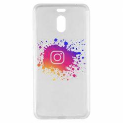 Чехол для Meizu M6 Note Instagram spray