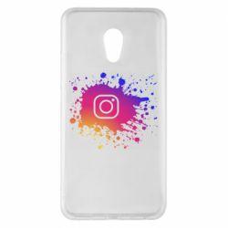 Чехол для Meizu Pro 6 Plus Instagram spray