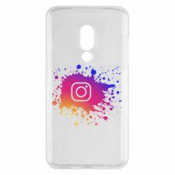 Чехол для Meizu 15 Instagram spray