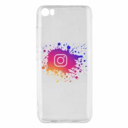 Чехол для Xiaomi Mi5/Mi5 Pro Instagram spray