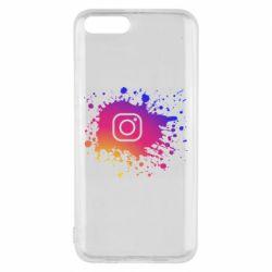 Чехол для Xiaomi Mi6 Instagram spray