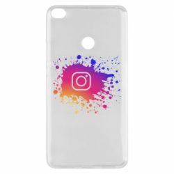 Чехол для Xiaomi Mi Max 2 Instagram spray