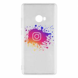 Чехол для Xiaomi Mi Note 2 Instagram spray