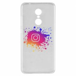 Чехол для Xiaomi Redmi 5 Instagram spray