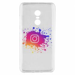 Чехол для Xiaomi Redmi Note 4 Instagram spray