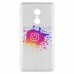 Чехол для Xiaomi Redmi Note 4x Instagram spray