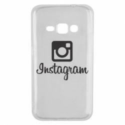 Чохол для Samsung J1 2016 Instagram