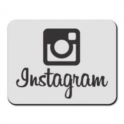 Коврик для мыши Instagram - FatLine