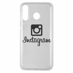 Чехол для Samsung M30 Instagram