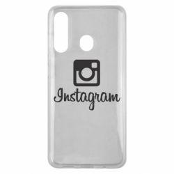 Чехол для Samsung M40 Instagram