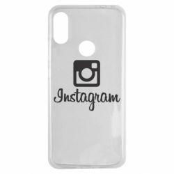 Чохол для Xiaomi Redmi Note 7 Instagram