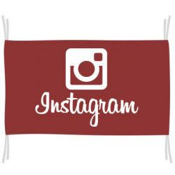 Флаг Instagram