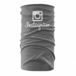 Бандана-труба Instagram