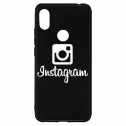 Чохол для Xiaomi Redmi S2 Instagram