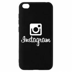 Чохол для Xiaomi Redmi Go Instagram