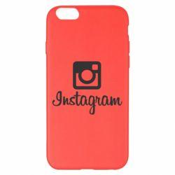 Чохол для iPhone 6 Plus/6S Plus Instagram