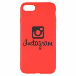 Чохол для iPhone 7 Instagram